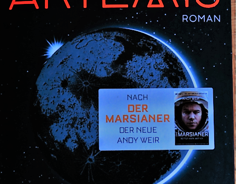 Science-Fiction – Artemis, von Andy Weir